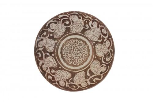 Bowl Kashan, Iran 12th-13th century