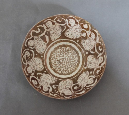 Bowl Kashan, Iran 12th-13th century - Middle age