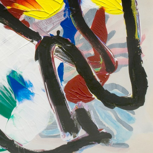 20th century - Abstract composition - Karel APPEL (1921-2006)