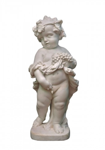 Lodewijk Wilemsens (1630-1702) - Bacchus as a Child