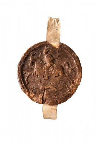 Wax Seal - Early 16th century
