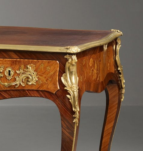 18th century - French Louis XV Bureau Plat