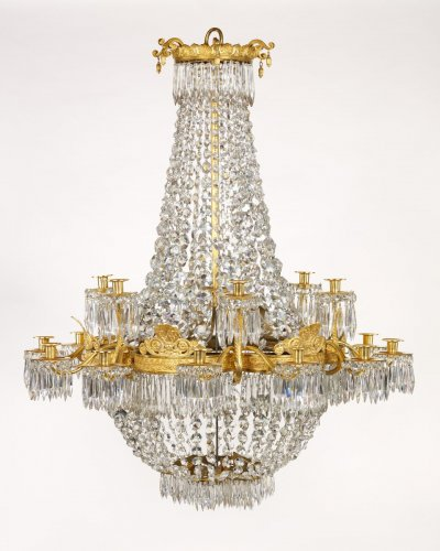 Russian Chandelier - Lighting Style Empire