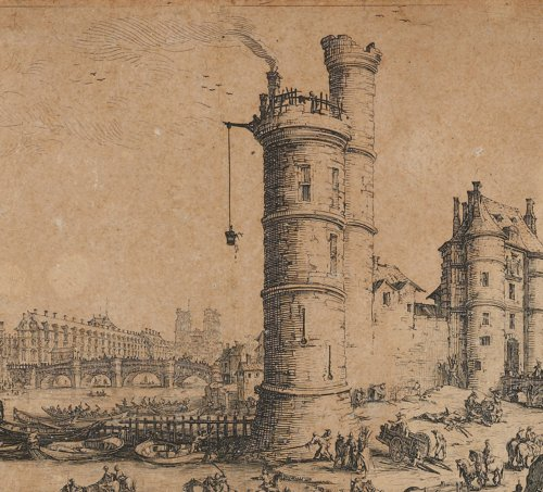 Paintings & Drawings  - Jacques Callot (1592 - 1635)