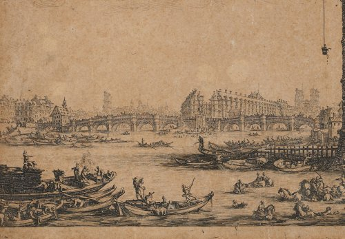 Jacques Callot (1592 - 1635) -