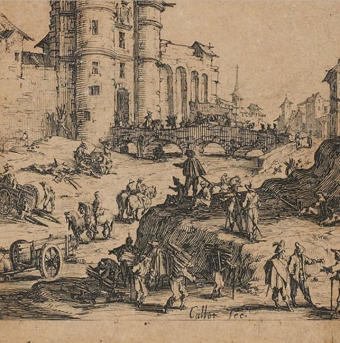 17th century - Jacques Callot (1592 - 1635)