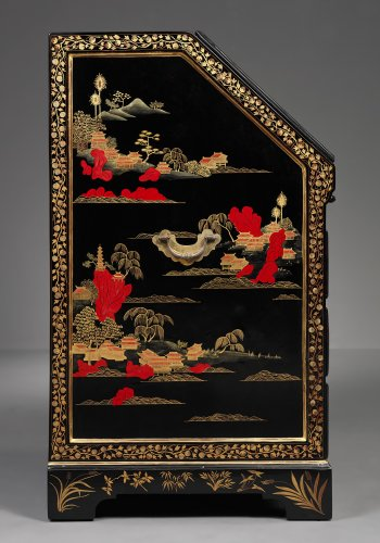 18th century - Chinese Laquered Writing Desk made for the European Market
