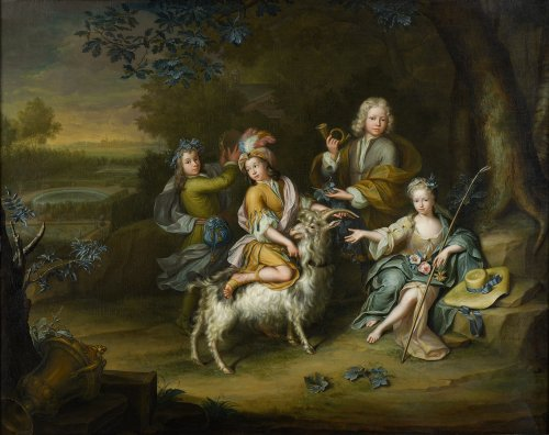 Hiëronymus van der Mij (1687-1761)