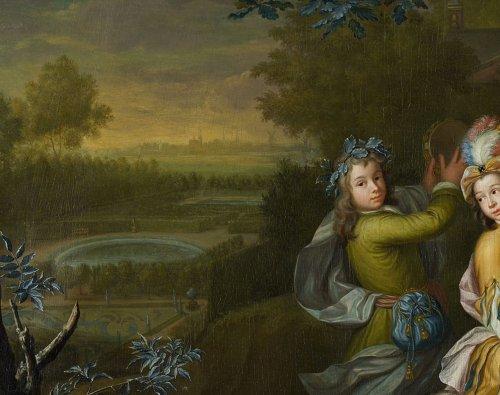 Paintings & Drawings  - Hiëronymus van der Mij (1687-1761)