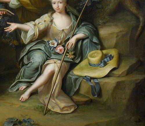 Hiëronymus van der Mij (1687-1761) -