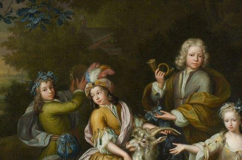 18th century - Hiëronymus van der Mij (1687-1761)