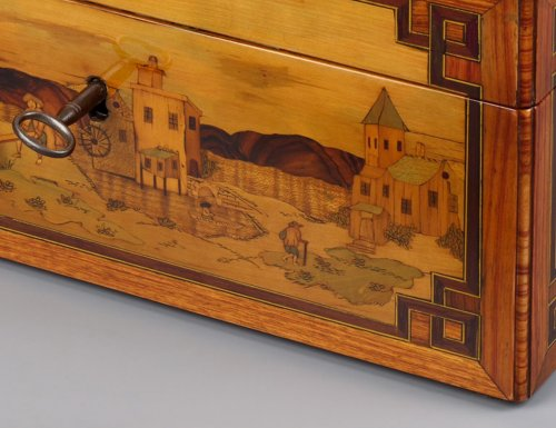 18th century - French Document Box