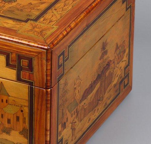 French Document Box - Louis XVI