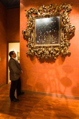 17th century - Italian Mirror