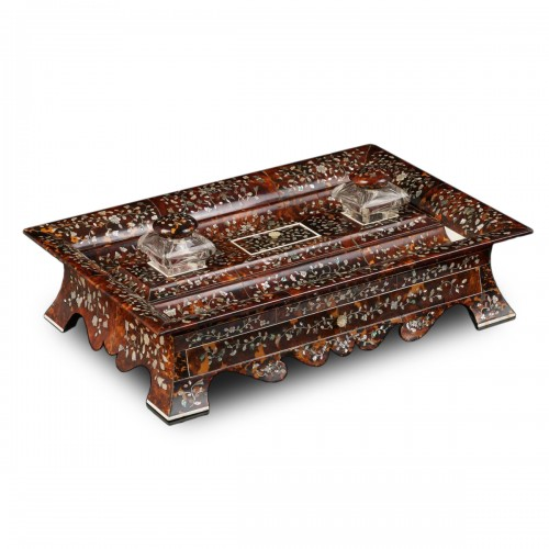 Early Victorian Inkstand