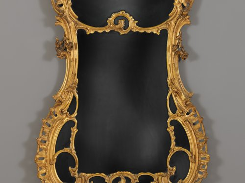 Dutch Louis XV Mirror -