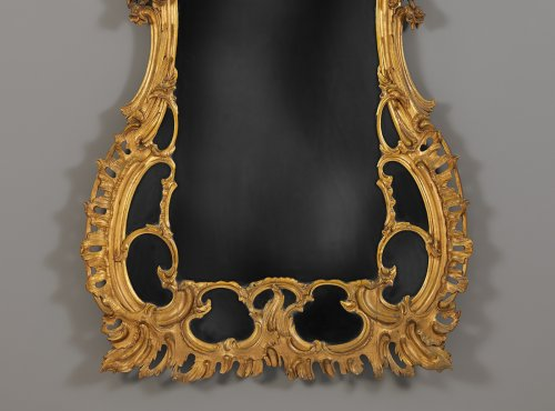 18th century - Dutch Louis XV Mirror