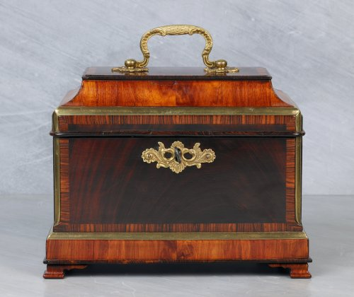 German Tea Caddy - Collectibles Style