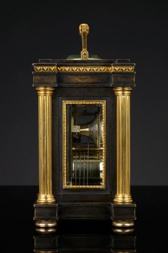 English Carriage Clock - Clocks Style
