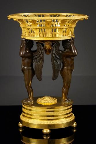 Decorative Objects  - A large Empire Center Piece, Paris