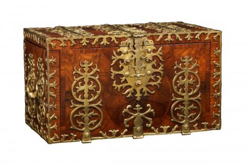 17th century Strongbox