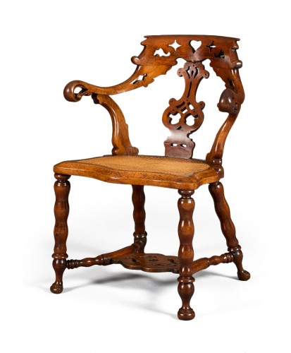 Portuguese Colonial Chair