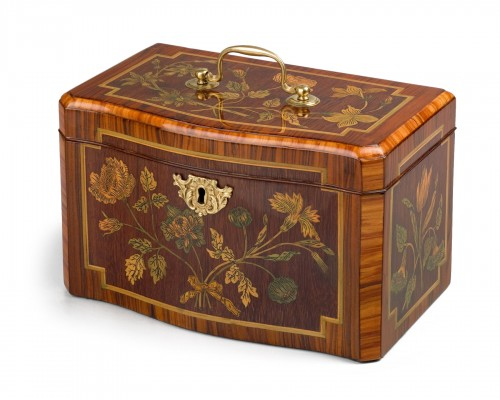 French Louis XVI Tea Caddy