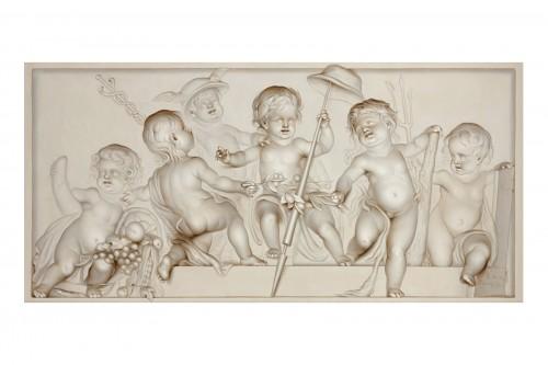 Jan Gerard Waldorp (1740-1808) - Allegory on Freedom
