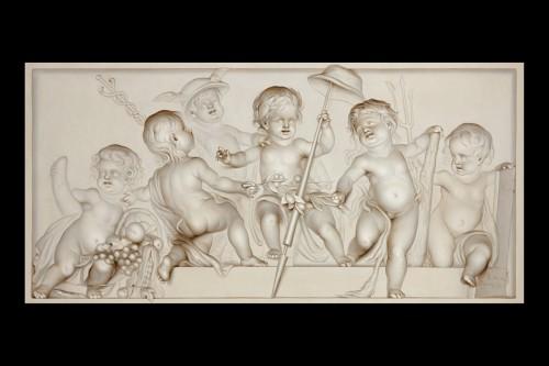 Paintings & Drawings  - Jan Gerard Waldorp (1740-1808) - Allegory on Freedom