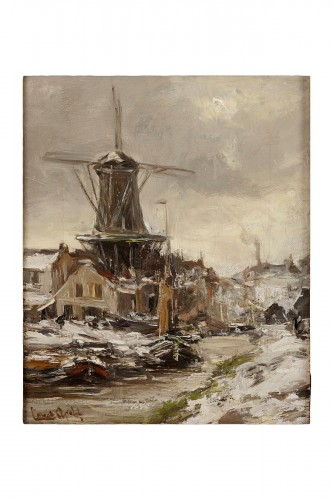Lodewijk Franciscus Hendrik (Louis) Apol (The Hague  1850 – The Hague 1936)