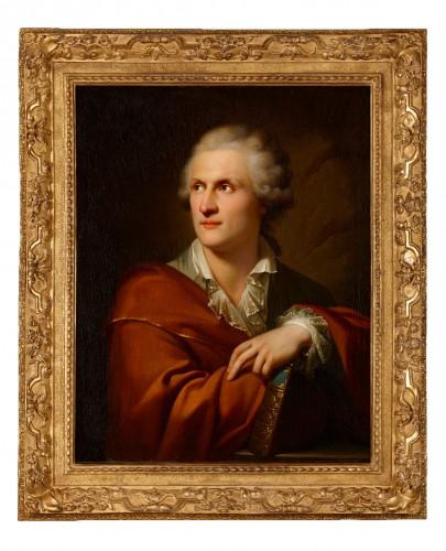 Portrait of Stanislaus Ledôchowski (1764-1809)