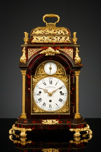 Musical English Table Clock for the Ottoman Market, ca. 1770 - Horology Style Transition