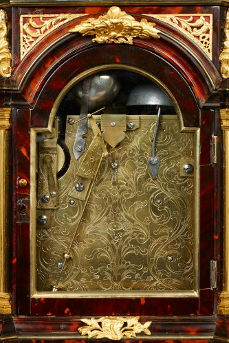 Horology  - Musical English Table Clock for the Ottoman Market, ca. 1770