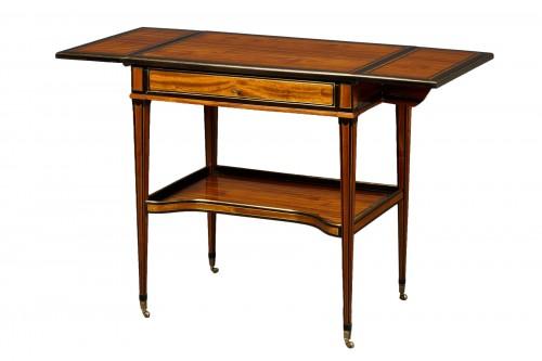 Viennese Biedermeier table, ca. 1815