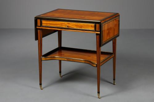Viennese Biedermeier table, ca. 1815 - Furniture Style Empire