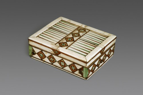 Games Box. Venice, late 15th century. -