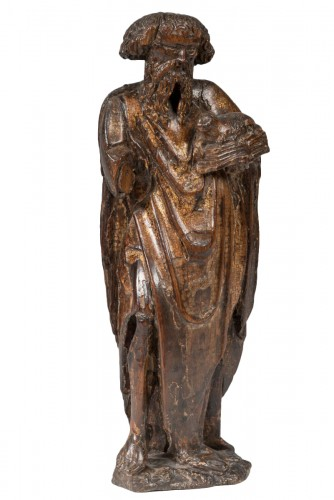 Saint John the Baptist Mechelen School (Belgium), ca. 1500