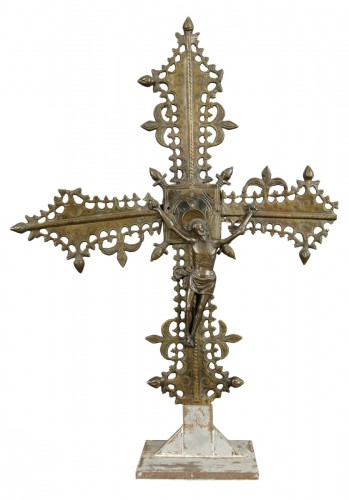 Cross, Spain, late 15th century