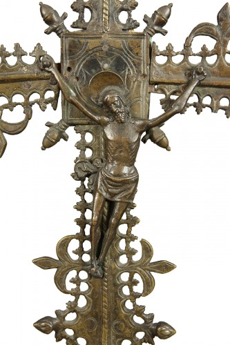 Cross, Spain, late 15th century -