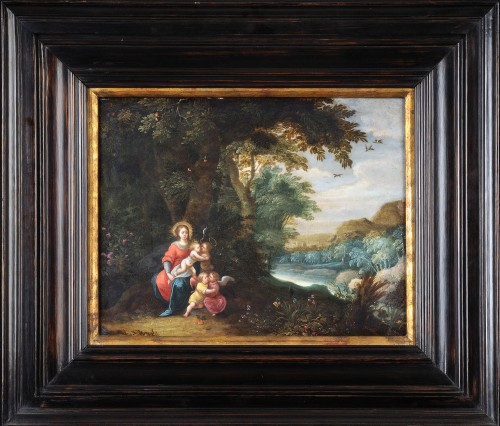 Attributed to Pieter Van Avont (Mechelen, 1600-Antwerp, 1652)