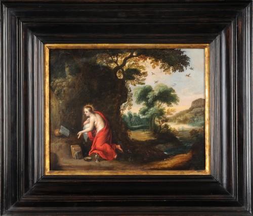 Attributed to Pieter Van Avont (Mechelen, 1600-Antwerp, 1652) - Paintings & Drawings Style