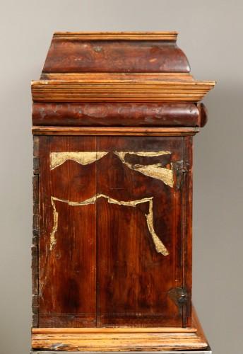- A Baroque cabinet.Italy. 17th  century