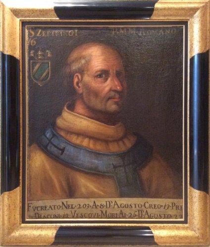 Early 17th Century Italian School Portrait