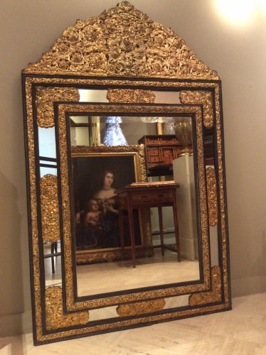 19th Century Large Mirror, France, circa 1850