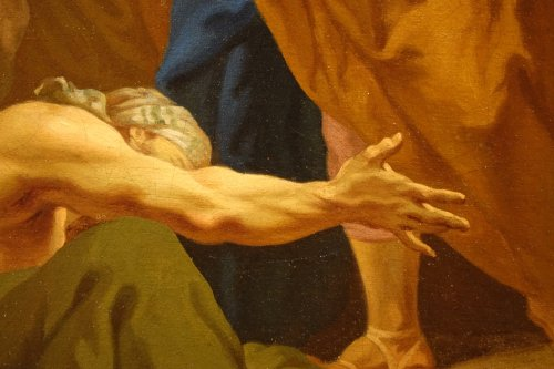 Paintings & Drawings  - Saint Paul Healing the Sick at Ephesus, Attributed to Jean Restout