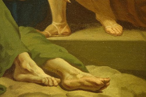 Saint Paul Healing the Sick at Ephesus, Attributed to Jean Restout  -
