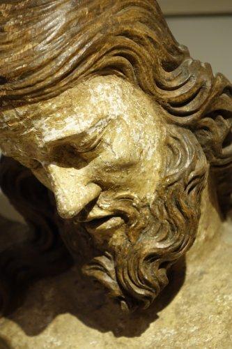 15th Century Large Christ ,Bamberg, Germany -
