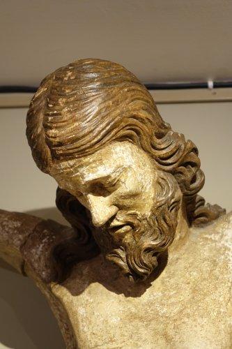 16th century - 15th Century Large Christ ,Bamberg, Germany