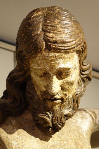 15th Century Large Christ ,Bamberg, Germany - Renaissance