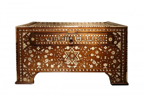 Writing Table, Syria or Ottoman Empire